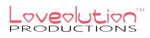 loveolution production logo 5