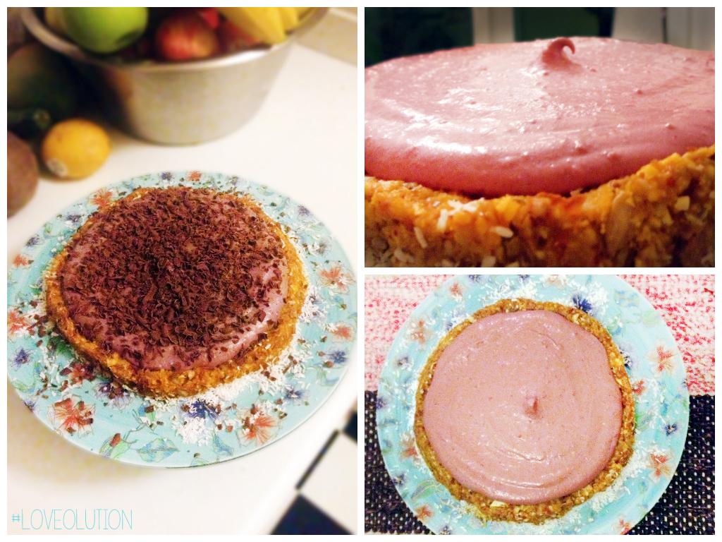 cake collage loveolution