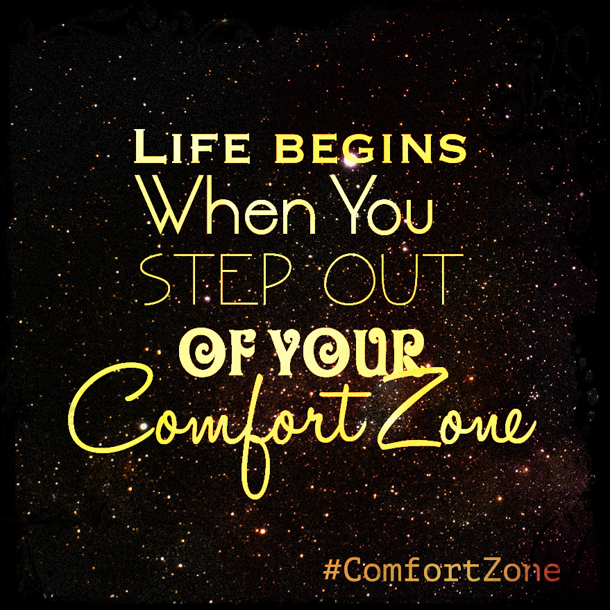 comfort zone meme